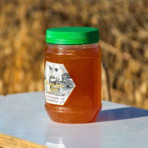דבש חצי קילו מארז פלסטיק